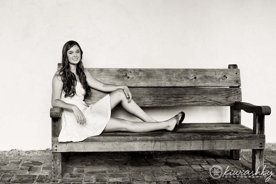 San Luis Obispo Senior Portraits Photographer