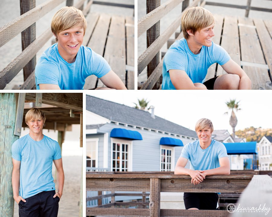 San Luis Obispo High School Senior Portraits | Kiwi Ashby Photography
